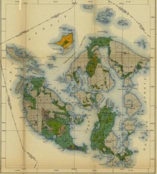 1910 Soil Map