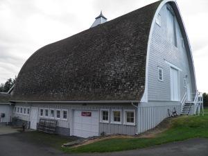 Gothic Historic Barns Of The San Juan Islands