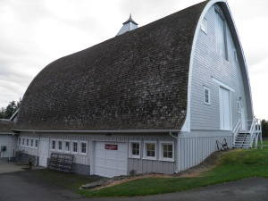 Gothic Historic Barns Of The San Juan Islands