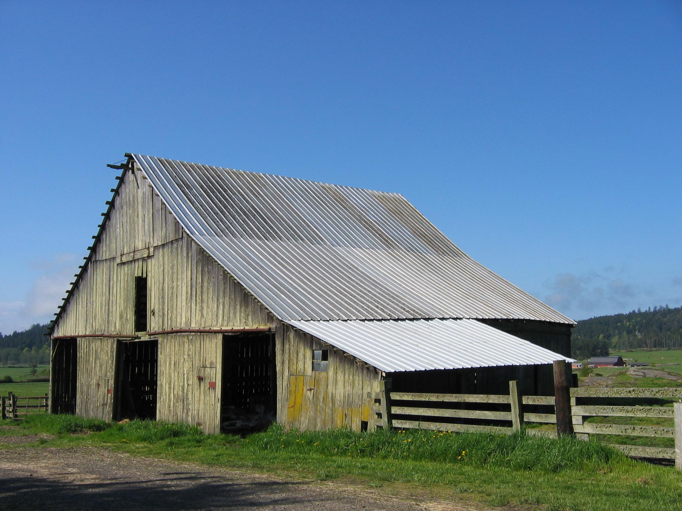 Dutch historic barns of the san juan islands for Dutch style barn