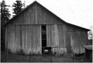 Steinbrueck's Place Barn Lopez