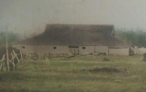 Straitsview Barn close up