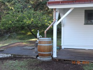 New Cistern