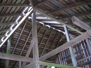 Interior Structure Roof