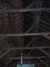 Interior Structure Roof